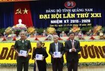 Khai mạc Đại hội Đảng bộ tỉnh Quảng Nam